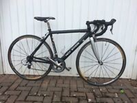 "Velo Ecosse 52"" Aluminium Frame with Carbon Forks (ex cond)"