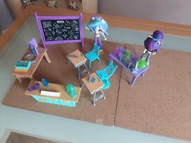 My little pony Principal Celestia school playset
