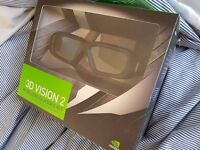 nVidia 3D Vision 2 Kit - BOXED
