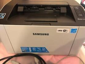 Samsung Xpress M2026W A4 Mono Wireless, Black & White Laser Printer (20 ppm)