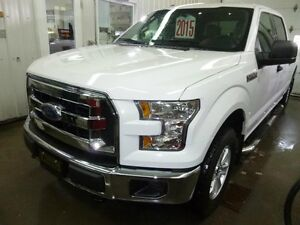 2015 Ford F-150 XLT CREW CAB 4X4 MAGS CAISSE 6.5 PIEDS