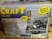 Power Craft 500 Omnisaw / Jigsaw (similar to RotoZip RotoSaw spiral saw) 240v 50Hz