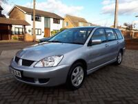 MITSUBISHI LANCER ESTATE 1.6 AUTO, ONLY 47,000 MILES, LOW MILEAGE AUTOMATIC, RELIABLE JAPANESSE CAR