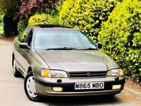 **1OWNER+NICE MILES** TOYOTA CARINA 1.8 CDX 5DR + FULL 22 STAMP HSTRY + 1 YR MOT + IMMACULATE CAR!!