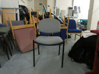 £2 a chair, lots of chairs for sale