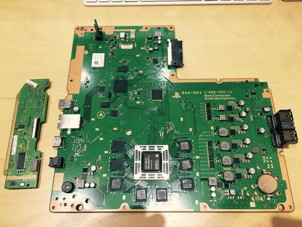 sony ps4 motherboard logic board daughter board dvd spare parts
