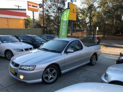 SPORTS 2006 Holden Commodore VZ UTE JULY 2018 REGO LOGBOOKS MAGS