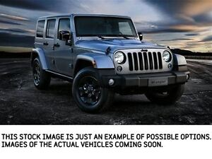 2017 Jeep WRANGLER UNLIMITED New Car Sport S|4x4|PwrCnvnce,LED,C