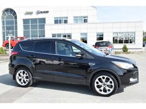 2016 Ford Escape Titanium AWD cuir+navigation