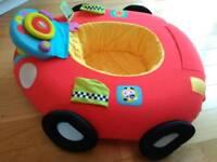 Galt playnest car