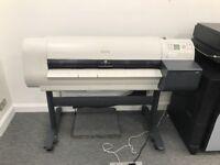Used Canon Plotter Printer iPF710