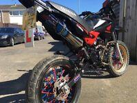 Tmec Enduro 125cc replica of Honda SWAPS