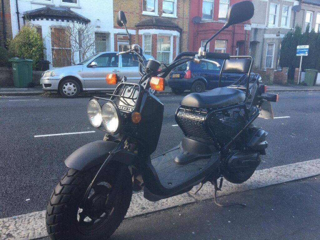 Honda Zoomer NPS 50 Urban small scooter