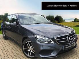 Mercedes-Benz E Class E220 BLUETEC AMG NIGHT EDITION PREMIUM (grey) 2016-04-27