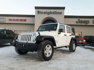2017 Jeep WRANGLER UNLIMITED READY TO ROCK?