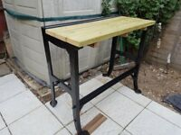 Work bench antique