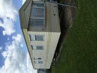 Two bedroom caravan sleeps 4/6 to let at Skegness