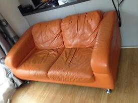 Sofa chair pouffe