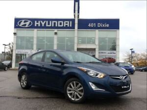 2016 Hyundai Elantra SPORT|1 OWNER| ALLOYS|HEATED SEATS|SUNROOF