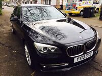 BMW 730d   37K Miles  Great Example