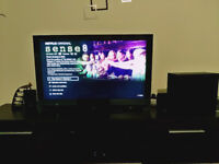 Sony TV(37) + Sony Home Theater (1000W) - Great Working Condition - Need gone ASAP