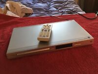 In excellent condition, Philips DVP3120 DVD player, plus remote