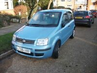 Lovely Fiat Panda Dynamic 1.2 with 49,500 miles