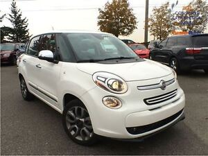2015 Fiat 500L Lounge**HEATED SEATS**PANORAMIC SUNROOF**
