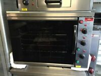 NEW COMMERCIAL CATERING KITCHEN CONVECTION OVEN FAST FOOD RESTAURANT SHOP