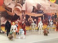 Star Wars Toys Wanted by Collector - Cash Paid