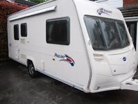 *BAILEY MONARCH,2- BERTH,2007, END- WASHROOM, EXCELLENT CONDITION,AWNING*