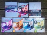 Star Trek The Next Generation All Seven Seasons on DVD