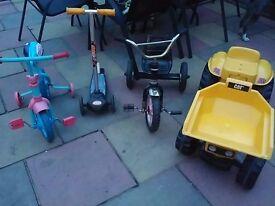 Kids toys x 4