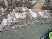 mono block bricks collection only