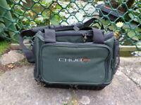Unused and boxed Snooper Fishing carryall from Chub