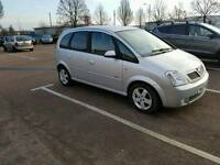 VAUXHALL MERIVA 2003 1.6. STUNNING ALL ROUND. PERFECT DRIVE. TAX AND GREAT MOT