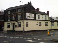 railway pub wadsley bridge