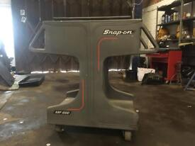 Snap On Workshop Tool Box/ Diagnosis Table