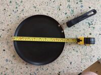 Nonstick pancake pan.