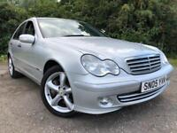 Mercedes C180 Komp Automatic Full Years Mot Full Service History Drives Great Good Spec !!!