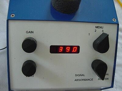 Udy Protein Tester Analyzer Blue Digital Calorimeter Model 5010-010 Usa Made