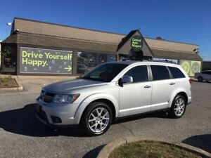 2014 Dodge Journey R/T / LEATHER / AWD /ALLOY RIMS