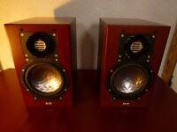 Elac BS 244 Stereo Loudspeakers in Cherry