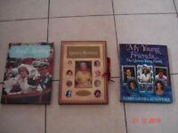 Three Royal Books