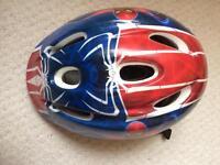 Spider-Man helmet