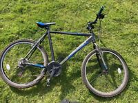 Men's Raleigh Talus 1.0 Mountain Bike-Black, 23-Inch (£180 ONO)