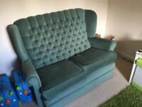 Two seater small sofa