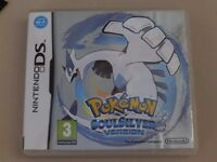 Pokemon Soulsilver Version & Ds Console