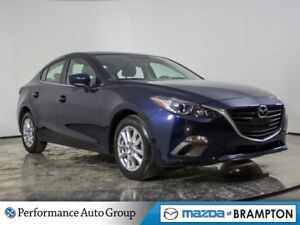 2016 Mazda MAZDA3 GS. NAVI. CAMERA. ROOF. BLUETOOTH. HTD SEATS