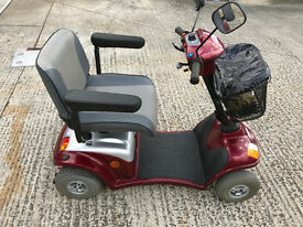 Kymco Mobility Scooter With Cover